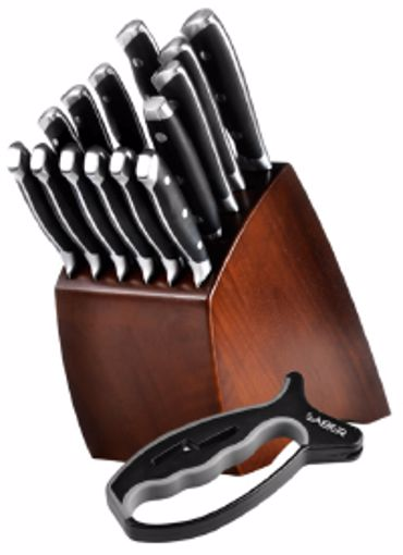 Picture of SABER 16 PIECE KNIFE SET