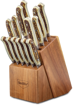 Picture of CABIN & LODGE CUTLERY 15-PCS BLOCK SET