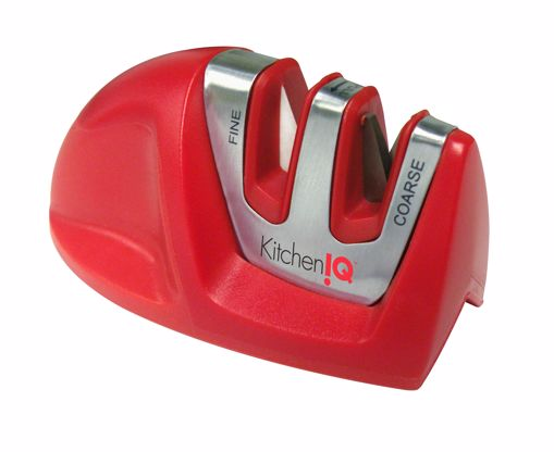Picture of EDGE GRIP 2-STAGE KNIFE SHARPENER (RED)