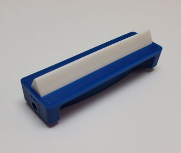 Picture of LARGE BLUE V-BAR W/ ASSEMBLED TRIANGULAR CERAMIC